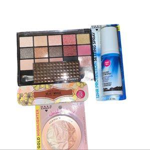 New 4 piece makeup bundle lot
